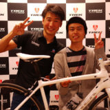 別府史之選手と金甲山ライド+サイン会&トークショー