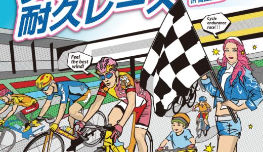 サイクル耐久レース2017 in 岡山国際サーキット 3HチームDE2位