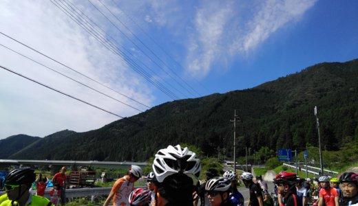 10thメモリアルヒルクライムin西粟倉(ダルガ峰)