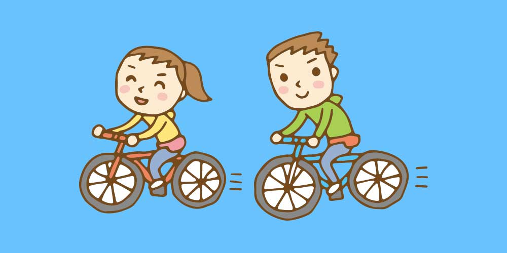 【厳選】ロードバイクでおすすめ!5つのトレーニングメニューとは?メニュー例も公開