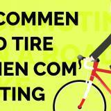 【ロードバイクのタイヤ】通勤で使えるおすすめ5選!