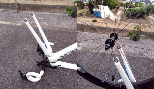 【図解】ロードバイクのタイヤの外し方!と取り付け方!